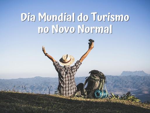 DIA MUNDIAL DO TURISMO NO NOVO NORMAL