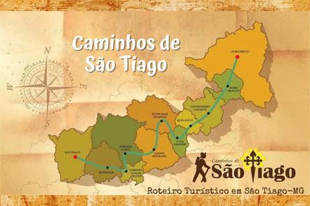 OS CAMINHOS DE SÃO TIAGO