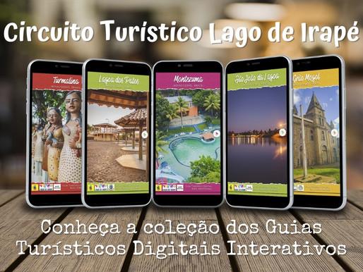 Coleção de Guias Turísticos do Circuito Turístico Lago de Irapé