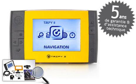 Pack TRIPY II GPS Europe