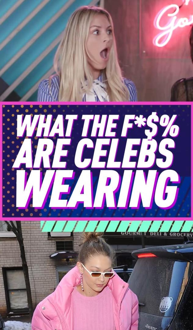 What the Fashion - E!/Snapchat