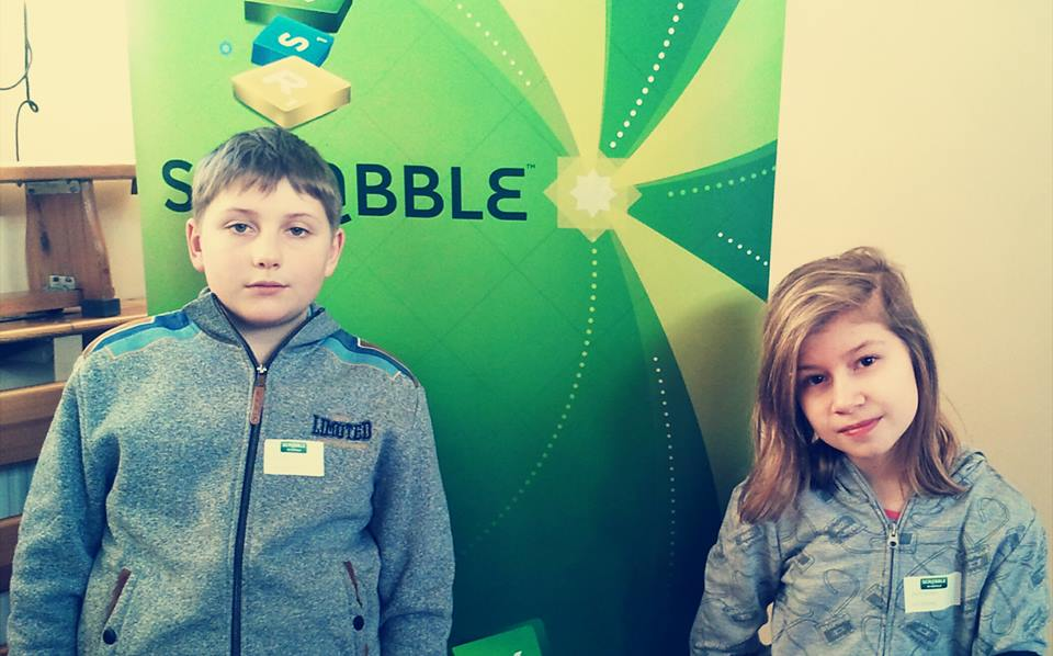 Turniej Scrabble
