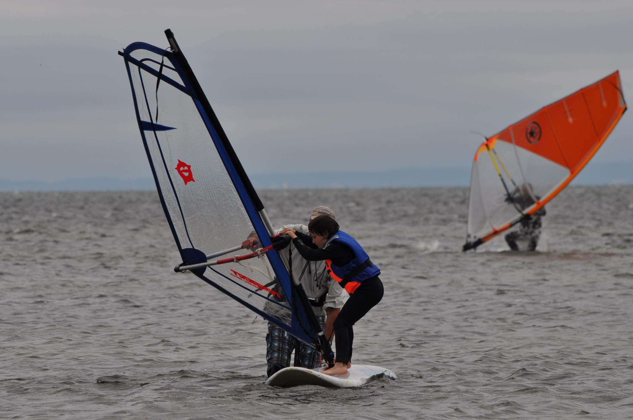 Windsurfingowa Zielona Szkoła