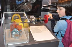 Klasa II w Centrum Nauki Kopernik