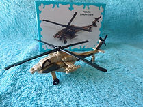 Camouflage Helicopter PS227C