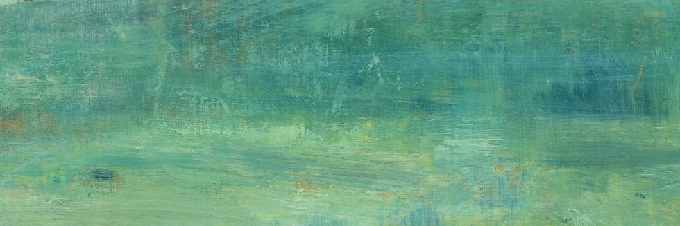 art texture in green