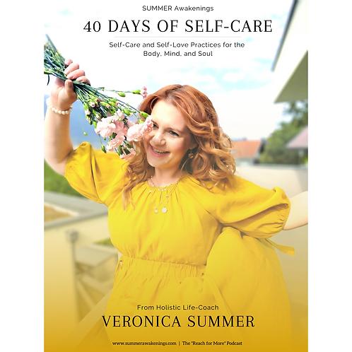 40 Days of Self-Care