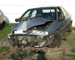 Enlèvement épave voiture lyon