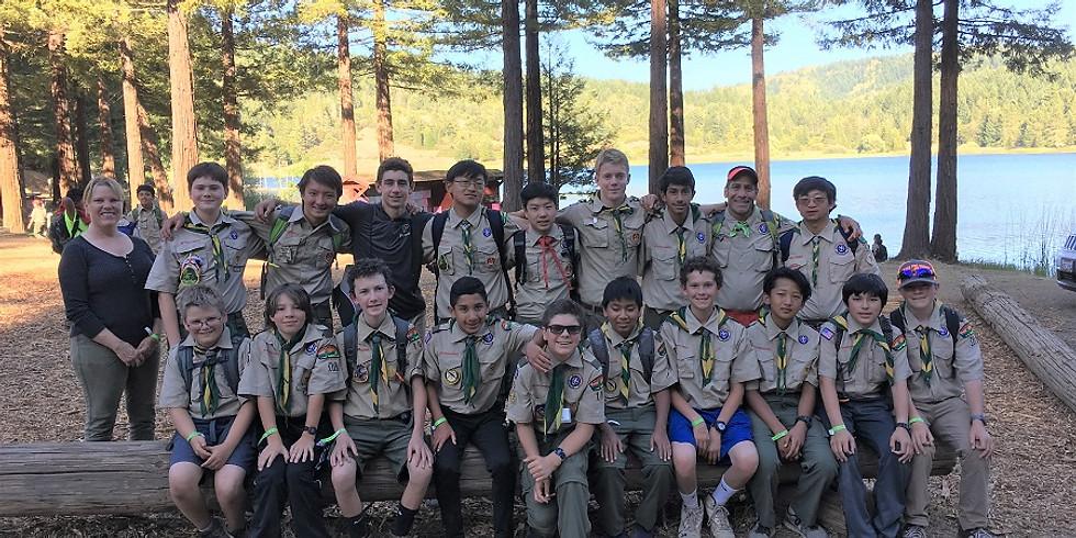 Wente Scout Summer Camp