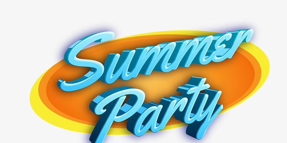 Troop 109 Summer Party