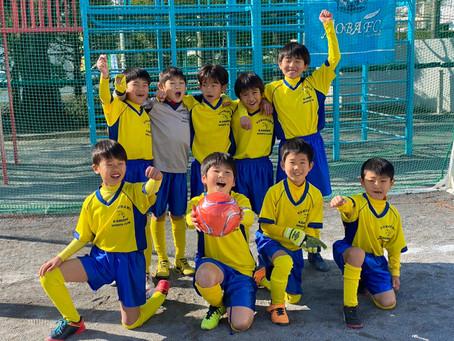 2020.1.11 U8クラス 青葉FCニューイヤーカップ