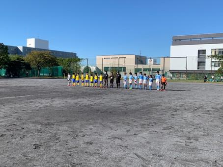 2021.10.23 U12クラス JFAU12リーグ後期 2日目