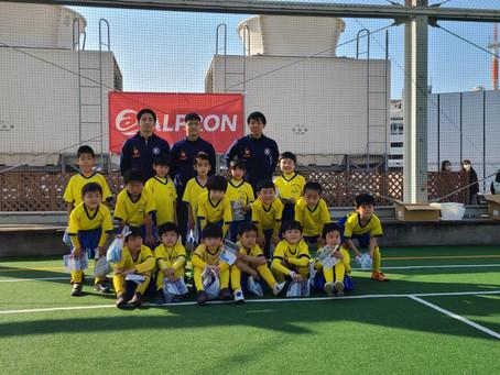 2021.2.7 U7クラス アルブロンカップ