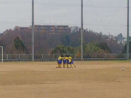 20191.12.22 U11クラス ライフネットウィンターカップ