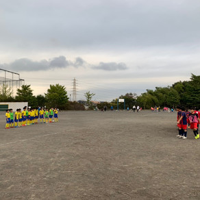 2021.10.16 U12クラス トレーニングマッチ
