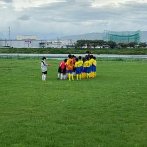 7.11 U9クラス FC小田原トレーニングマッチ