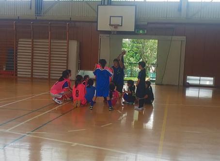 2019.6.30【LUNAクラス】神奈川区女子選抜トレーニング