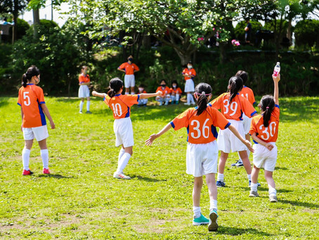 2021.5.9 LUNAクラス 第48回横浜市春季サッカー大会〈少女の部〉