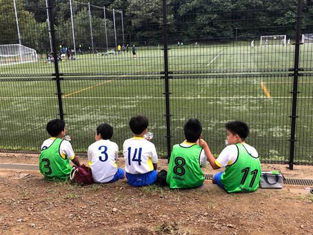 2021.9.26 U12 クラス トレーニングマッチ