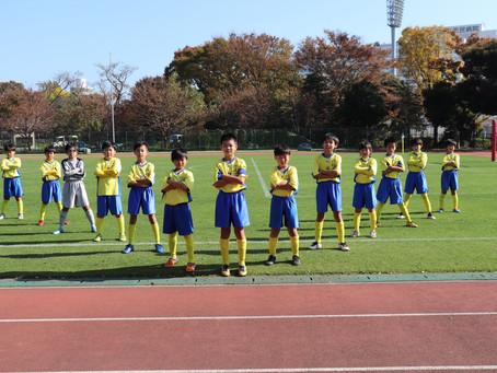 2020.11.21 U10レグルス第52回横浜国際チビッ子サッカー大会最終日
