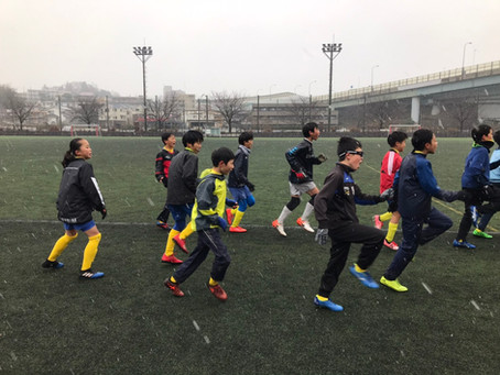 2020.1.18 U12クラス 神奈川区少年サッカー選手権大会