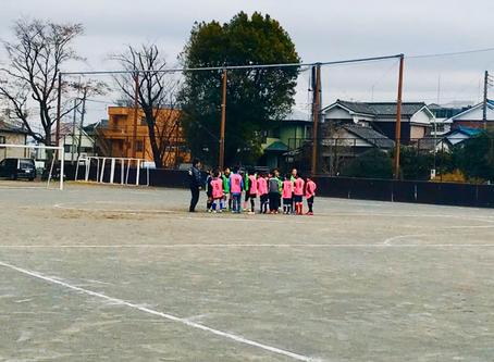 2019.12.21 U12.10クラス トレーニングマッチ