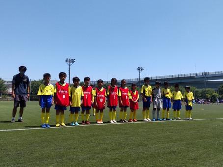 2021.8.1 U11クラス 横浜市18区代表少年サッカー大会神奈川区予選