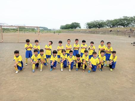 2021.5.1 U7クラス トレーニングマッチ