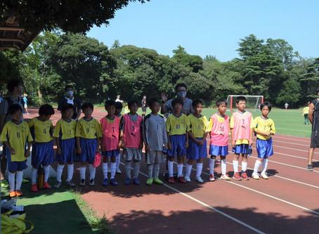 2020.8.15 U11クラス 横浜市18区代表サッカー大会神奈川区予選2日目