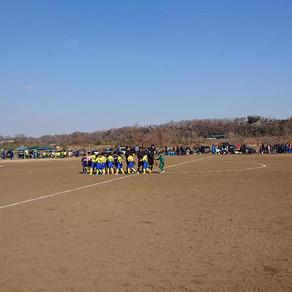 2019.1.13 U10神奈川県少年サッカー大会