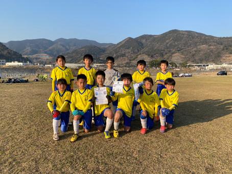 2021.2.21 U10クラス エスペランサ・デ・ファンタジスタ少年サッカー大会