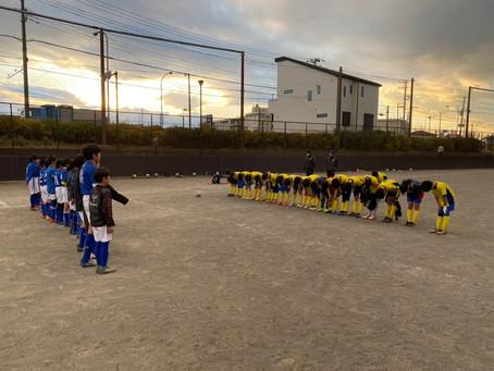 2020.12.19 U12-11トレーニングマッチ