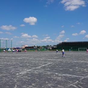 2020.8.29 U12クラス トレーニングマッチ