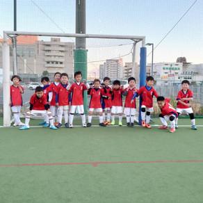 2021.1.9 園児クラス横浜FCカップ
