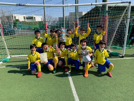 2021.2.23 U9クラスFC奈良enjoycup 2020 U9