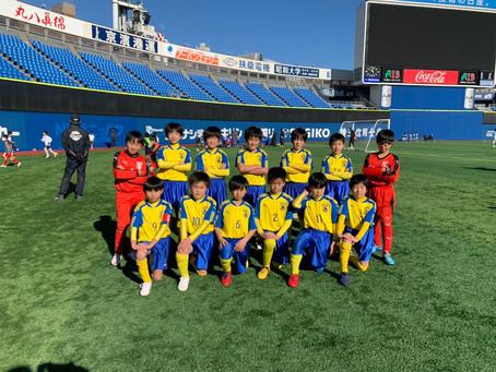 2021.1.30 U11クラス 第46回横浜少年サッカー大会 市長2回戦