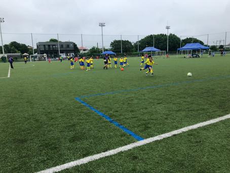 2021.7.4 U8クラス 第48回横浜市春季サッカー大会2日目