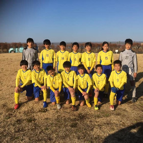 2019.1.13 U12神奈川県少年サッカー大会