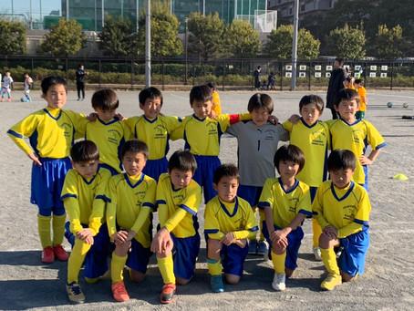 U8クラス 第52回横浜国際チビッ子サッカー大会