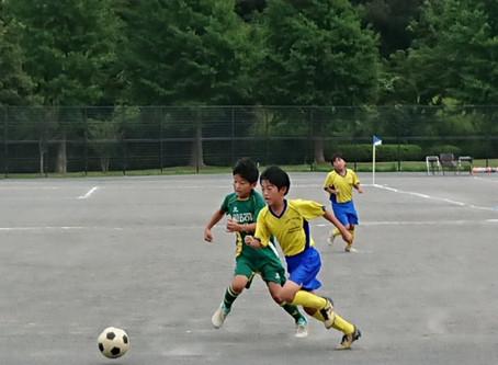 2020.9.19 U12クラス トレーニングマッチ