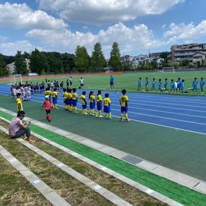 2020.8.29 U10クラス トレーニングマッチ