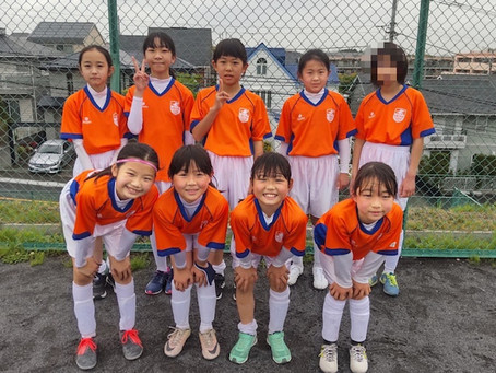 2021.4.17 JFA U-12サッカーリーグ2021神奈川少女初日