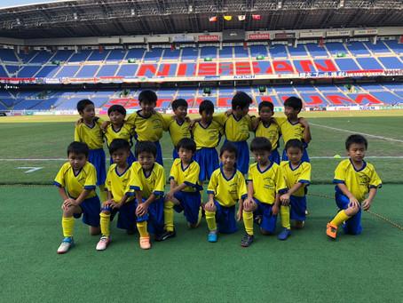 2019.8.17 U8クラス横浜Fマリノス前座試合