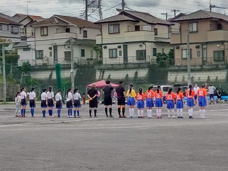 221.6.20 LUNAクラス JFA U-12サッカーリーグ(少女)