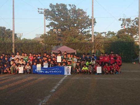 2019.8.4 U12-11クラスYUFCカップ