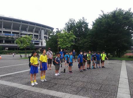 2020.7.18 U12クラス 神奈川区フェスティバル