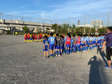 2021.5.29 U12-11クラス トレーニングマッチ