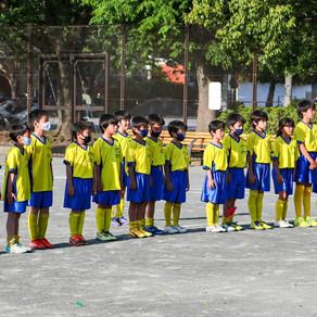 2021.5.3 U10-9クラス トレーニングマッチ