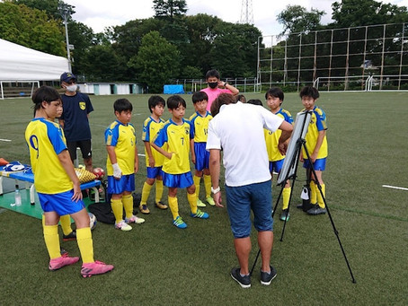2020.8.2 U12クラス 駒沢交流大会