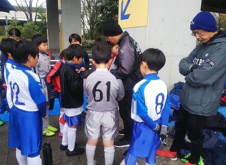 2020.2.16 U11クラス第45回横浜少年サッカー大会3回戦